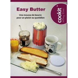 Easy butter Beurre mousse