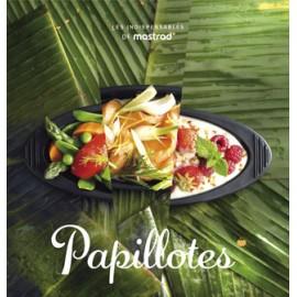 Livre Les papillotes par Mastrad (21x21 cm, 69 pages)