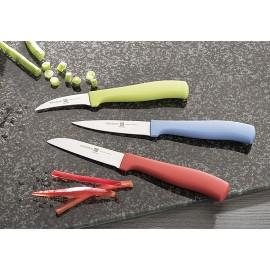 Coffret 3 couteaux office Silverpoint Wüsthof