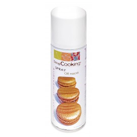 Spray alimentaire ScrapCooking