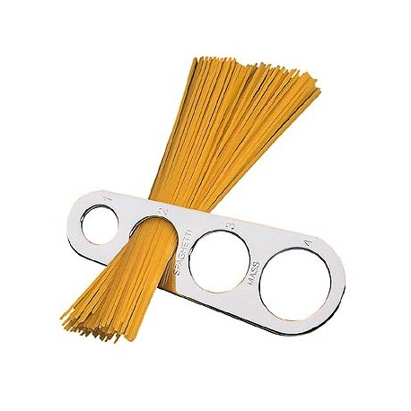Mesure à spaghettis