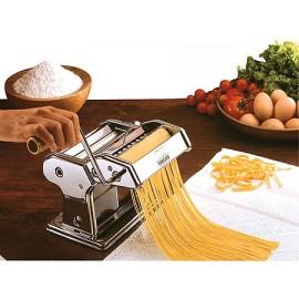 Machine à pâtes plates manuelle