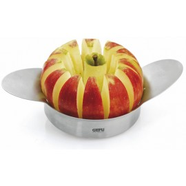 Coupe pomme/tomate en inox
